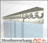PVC Streifenvorhänge - Streifen 300x3 mm